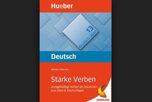 تحميل كتاب Starke Verben بصيغه PDF مجانا
