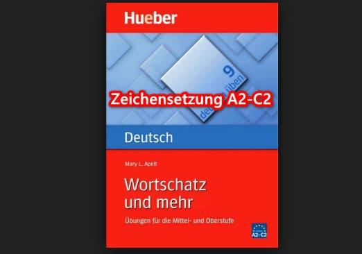 تحميل كتاب Zeichensetzung A2-C2 بصيغة PDF مجانا