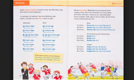تحميلكتاب Duden - Die Grundschulgrammatik بصيغه PDF مجانا