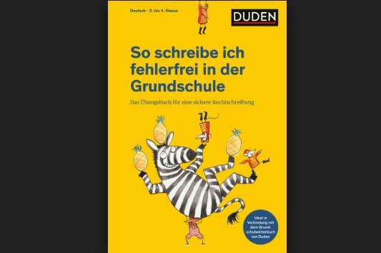 تحميل كتاب Duden – So schreibe ich fehlerfrei بصيغه PDF مجانا