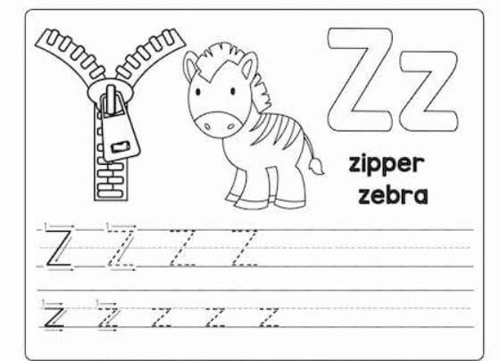 تحميل كتاب تعليم كتابة الحروف الانجليزية للأطفال pdf مجانا